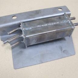 環境機械の走行レバーの制御BOX