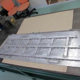 SS400 産業機械カバー②