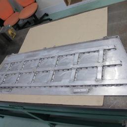 SS400 産業機械カバー